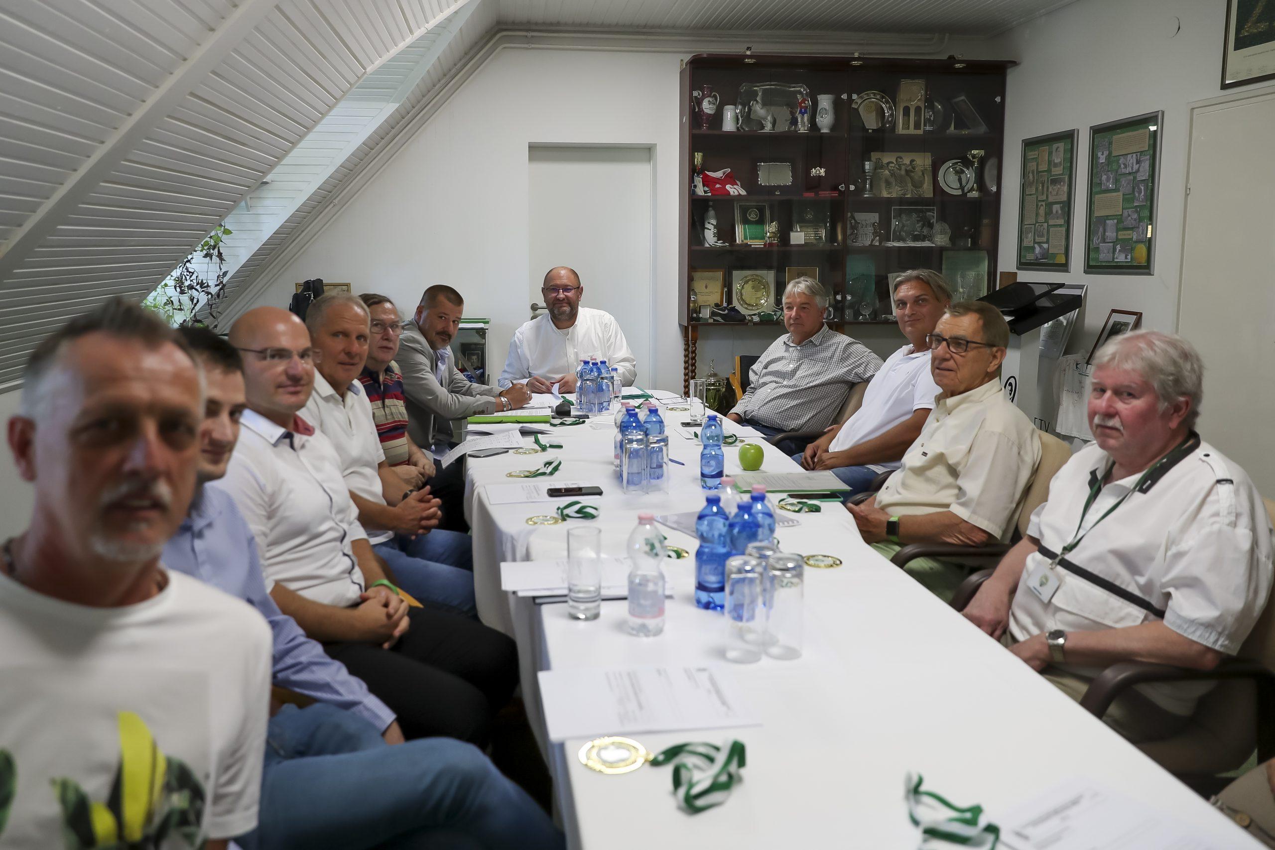 Közgyűlést tartott az Albert Alapítvány