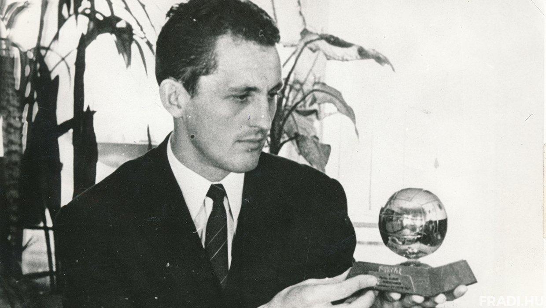 53 éve vette át az Aranylabdát Albert Flórián